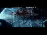 Первый телеролик фильма «Игры Эндера»